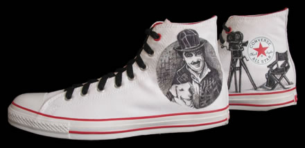 Charlie Chaplin from Signature Soles