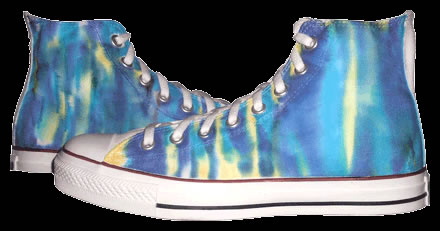 Tie Dye from Signature Soles