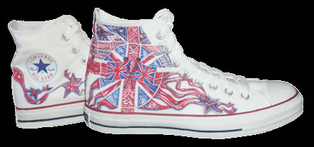 Union Jack from Signature Soles